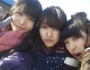 """Blog update: """"Made it on time~( ;・o・)=3"""""""