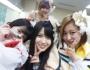"Blog update: ""Concert in Osaka~\(^o^)/"""