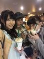 "Blog update: ""Girl party(^-^)"""