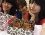 "Blog update: ""Osaka concertヽ(≧▽≦)/"""