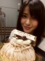 "Blog update: ""Date with Chinami Part ②♪( ´ε` )"""