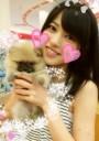 """Blog update: """"New family member♥Maimiヽ(;▽;)ノ"""""""