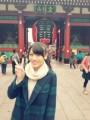 """Blog update: """"Asakusa~♪(_ ´θ`)ノ"""""""