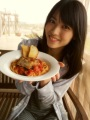 "Blog update: ""Lunch*\(^o^)/*"""